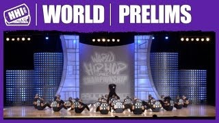 Academy Of Brothers - Australia  (MegaCrew) @ HHI's 2013 World Hip Hop Dance Championship