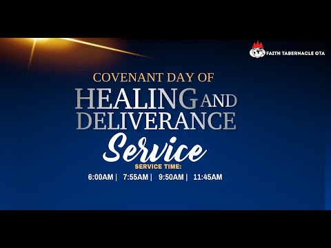 Winners Chapel Live Sunday Service 6 June 2021 with Bishop David Oyedepo