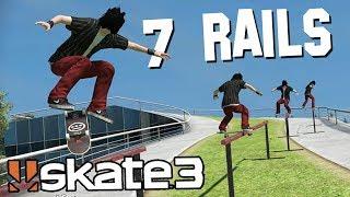 Video Skate 3: CRAZY RAIL TRICK!? | Epic Challenges! MP3, 3GP, MP4, WEBM, AVI, FLV Januari 2019