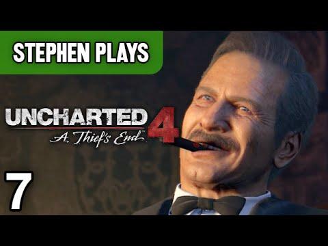 "Uncharted 4 #7 - ""Victor Sullivan"""