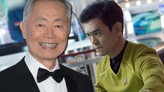 George Takei Responds To Sulu Being Gay In Star Trek Beyond by Clevver Movies