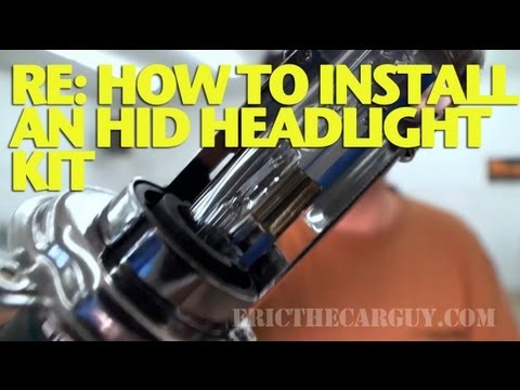 how to adjust rsx headlights