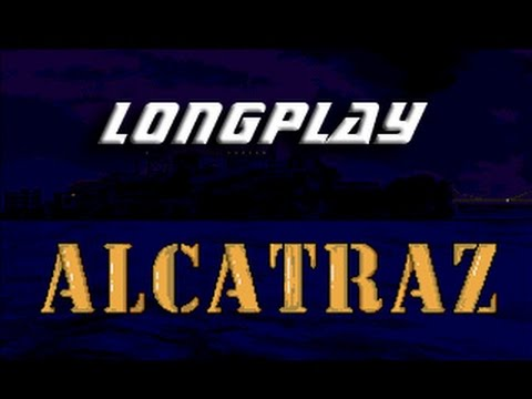 escape from alcatraz amiga