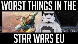 Video Top 5 Worst Things in the Star Wars EU MP3, 3GP, MP4, WEBM, AVI, FLV Juni 2018