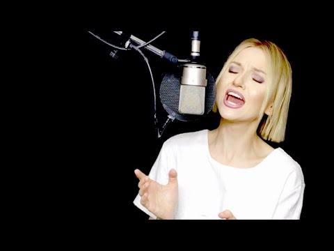 """Whitney Houston  """"Didn't We Almost Have It All"""" Cover by Alyona Yarushina"""