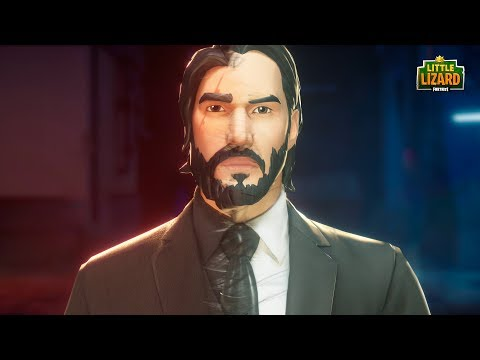WHY IS JOHN WICK HERE??? - *NEW SEASON 9* - Fortnite Short Film