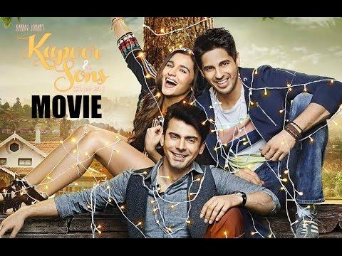 Kapoor & Sons Movie 2016 - Alia Bhatt, Sidharth Malhotra & Fawad Khan - Full Movie Promotions