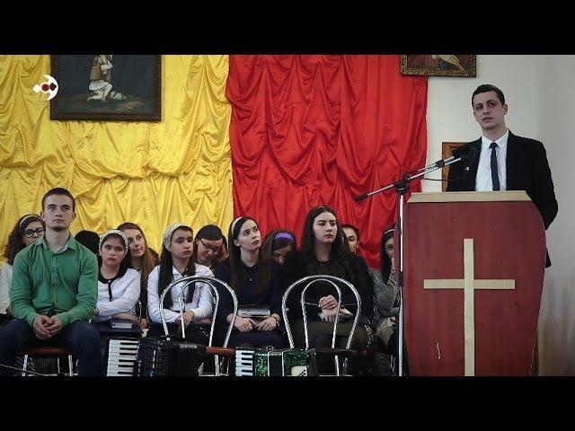 Adunare anuală – Comănești (BC), 23 apr. 2016
