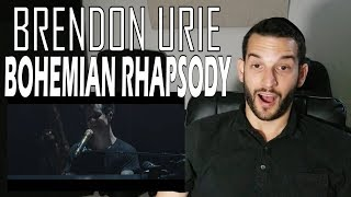 Video VOCAL COACH reacts to BRENDON URIE singing BOHEMIAN RHAPSODY LIVE! MP3, 3GP, MP4, WEBM, AVI, FLV Agustus 2018