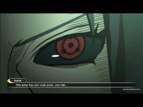 Naruto Storm 3: Full Burst - Sage Mode Kabuto Boss Battle (Japanese Dub)
