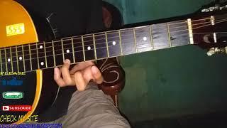 Melodi Petikan Gitar Intro Papinka  -  Masih Mencintainya