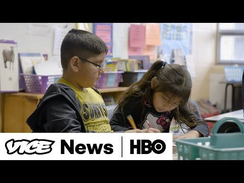Why America's School Funding Crisis Is Only Getting Worse (HBO)