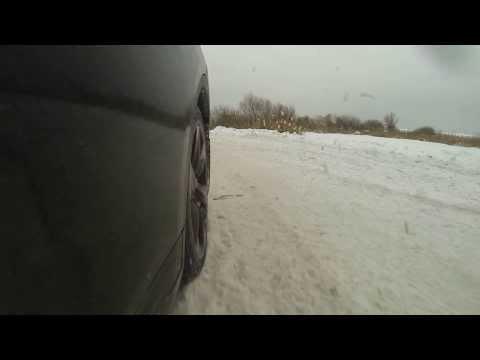 Покатушки на Горелом болоте 09.02.2014 часть 3/4 (видео)