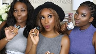 GRWM with Maybelline and my Glam Squad!! by Jackie Aina