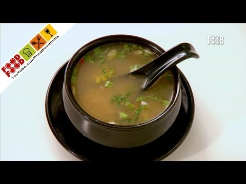 Barley Soup | Food Food India – Fat To Fit | Healthy Recipes