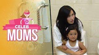 Video Celeb Moms: Ayu Ting Ting, Pose Bareng Iqis - Episode 12 MP3, 3GP, MP4, WEBM, AVI, FLV November 2018