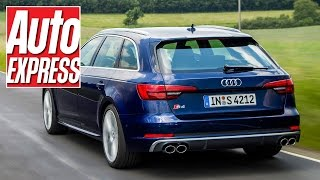 New Audi S4 Avant review: the ultimate Q-Car? by Auto Express