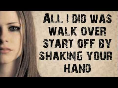 Unwanted – Avril Lavigne Lyrics[HD]