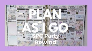 Plan with me in my Erin Condren for a rewind spread of the SPC party week! I am of course using a kit from Scribble Prints Co to commemorate the amazing time I had at the party!//FIND ME//Planner instagram: https://www.instagram.com/hollyplans/Facebook page: https://www.facebook.com/hollyplans1/ //COUPONS & LINKS//MY PLANNER - Erin Condren planner: http://goo.gl/UFtdAk (My referral link - you get $10 credit; I get $10 credit)MY OTHER PLANNER - Foxy Fix: http://rwrd.io/kkeas69 (referral link -- use for 10% off your first order!)EBATES - 1% back on all Etsy purchases! http://www.ebates.com/rf.do?referrerid=x8FImaJ3AWTFaVpe2HTFEA%3D%3D&eeid=28187 (My referral link--earn $10 cash back with your first purchase!)PEN GEMS - http://r.sloyalty.com/r/vqiNeMozKq5c  (referral link -- use for 10% off your first order!)PLANNER BELLE PRESS: Hollyplans25GP STICKER STUDIO: Hollyplans20//SHOPS MENTIONED//Scribble Prints Co: https://www.etsy.com/shop/scribbleprintsco Fox & Pip: https://www.etsy.com/shop/TheFoxandPipOnce More with Love: https://www.etsy.com/shop/oncemorewithlove Clever Gal Crafts: https://www.etsy.com/shop/CleverGalCraftsPlanning World: https://www.etsy.com/shop/planningworld Rose Colored Daze: https://www.etsy.com/shop/RoseColoredDaze Simply Watercolor Co: https://simplywatercolorco.myshopify.com/ Aria's Daydream: https://www.etsy.com/shop/AriasDaydreamCaress Press: https://www.etsy.com/shop/CaressPress