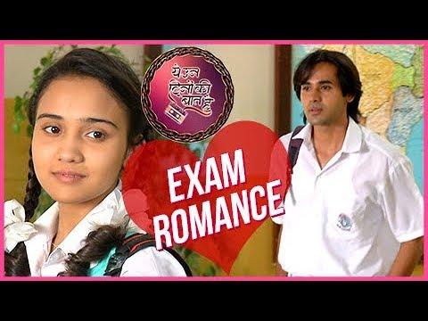 Naina And Sameer CUTE MOMENT Before EXAM | Yeh Un