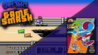T&C Surf Designs: gameSmash Retro NES Gameplay