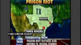 Three Rivers (TX) United States  city pictures gallery : Riot at FCI 3 Rivers prison (TX)