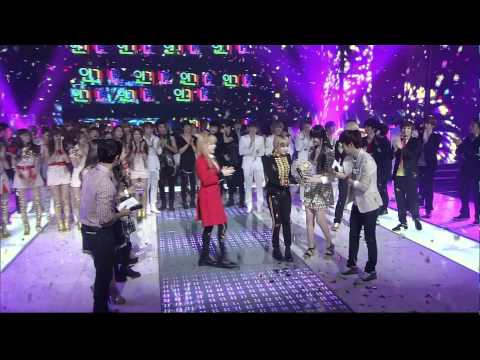 2NE1_0814_SBS Popular Music_Ugly_No.1 of the Week