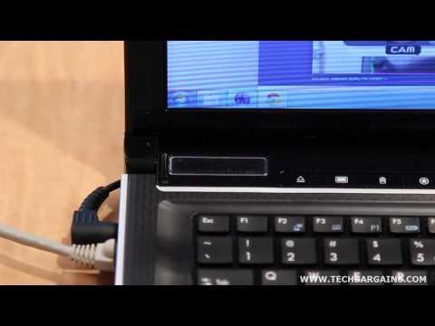 MSI FX420 Laptop Video Review (HD)