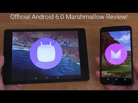 , title : 'Official Android 6.0 Marshmallow Review'