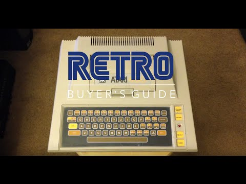 Atari 400 and Texas Instruments TI-99/4A: RETRO Buyer's Guide Episode 10