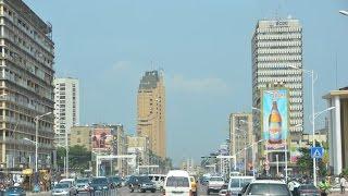 Kinshasa: a travers Kintambo and Kinsuka, Congo