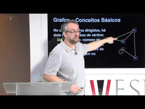 Estrutura de Dados - Aula 23 - Grafos - Conceitos básicos