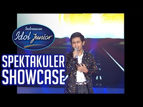 FRIDEN - MY LOVE (Westlife) - SPEKTA SHOWCASE - Indonesian Idol Junior 2018