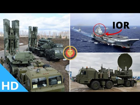 Indian Defence Updates : S-400 Production In India,New Mountain EW System,Chinese Carrier Near India