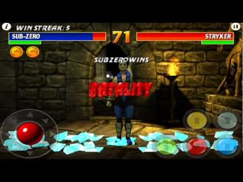 Ultimate Mortal Kombat 3 IOS