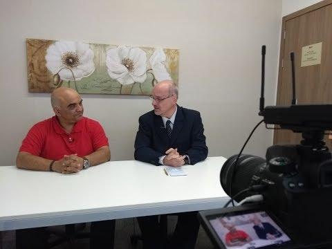 """""""Jornada do Sucesso"""" - Ricardo Orlandini entrevista o consultor, palestrante e Diretor da Solbiz, Antonio Quinteros"""