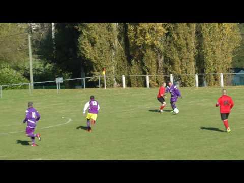 3ème but de Pommeuse (3-4) lors du match amical Pommeuse VS Villepinte (3-4) (23-10-2016)