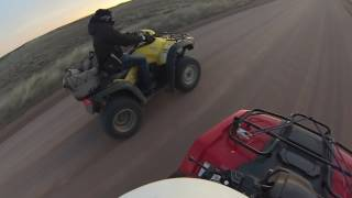 10. Vid #71 - DRAG WAR: '06 Foreman 500 4x4 ES vs '16 Rancher 4x4 DCT EPS