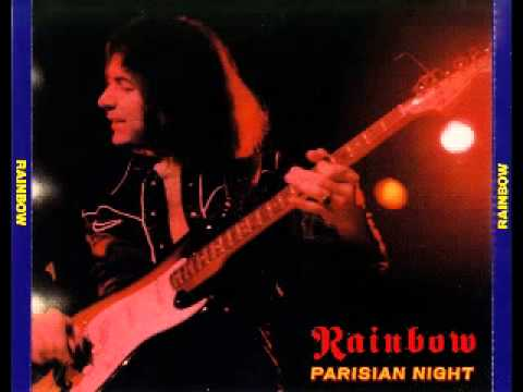 Rainbow - Man On The Silver Mountain Live In Paris 10.27.1977 (видео)