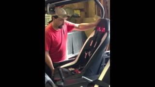 5. Benchmark seat base 2013 Teryx 4 FAIL!