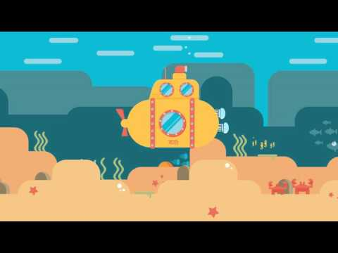 Video Youtube - Motion design - Submarine Exploration © / Réalisation : Gaël CARMONT