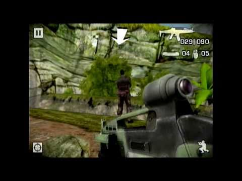 0 BattleField 2 disponible sur iPhone / iPod / iPad