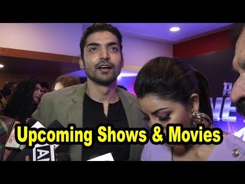 Gurmeet Choudhary Talking About His Upcoming Shows & Movies