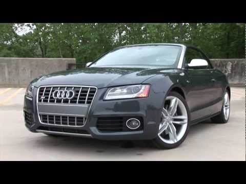 2011 Audi S5 Cabriolet – Drive Time Review
