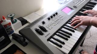 Download Lagu A Thousand Years - keyboard cover Mp3