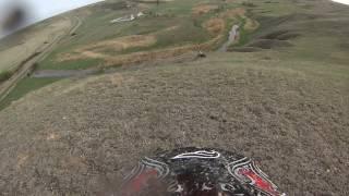 9. 2011 Honda Trx250X Hills