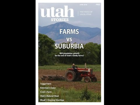 Utah Stories Farm Issue Introduction