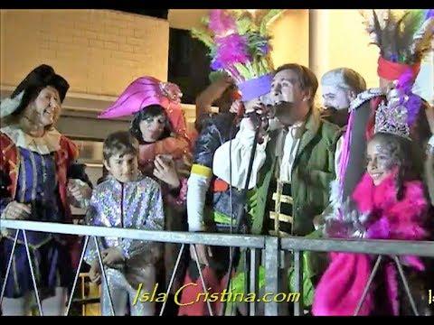Pistoletazo de Salida al Carnaval de Calle Isla Cristina 2019