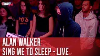 ALAN WALKER - Sing Me To Sleep - C'Cauet sur NRJ