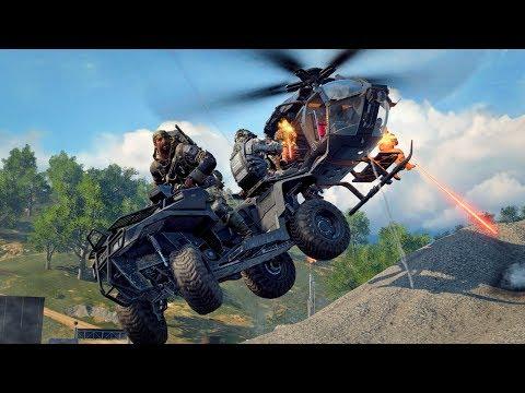 Notizie ufficiali su Call of Duty®: Black Ops 4 - Ecco Blackout